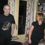 Jan og fruen