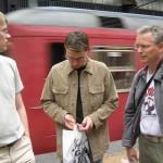 Thomas, Ole og Greger