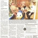 Artikel i avisen
