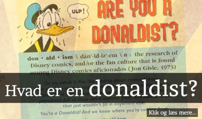 Hvad er en donaldist?